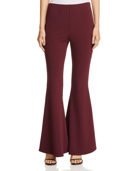 Vince Camuto - Flared Knit Pants - Lyst