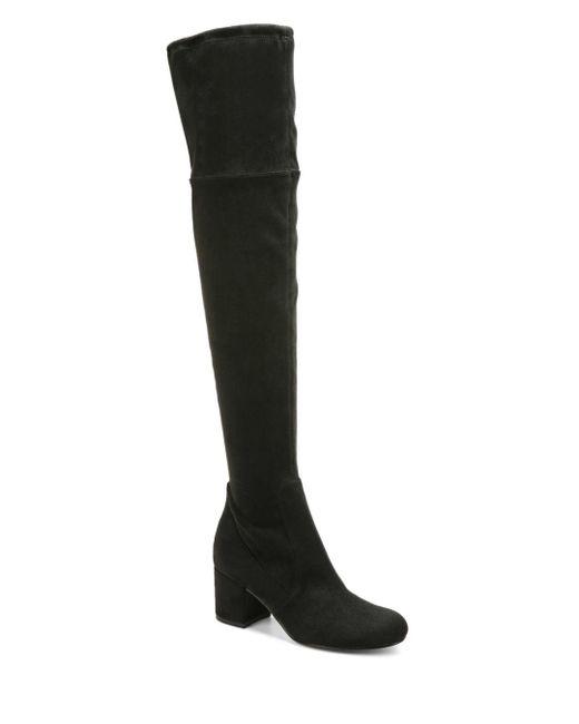 Sam Edelman - Black Women's Varona Stretch Over-the-knee Boots - Lyst