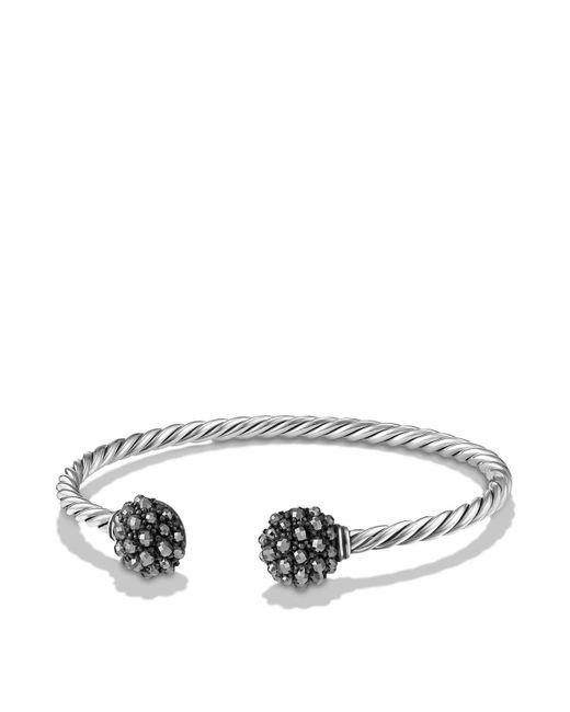 David Yurman - Metallic Osetra End Station Bracelet With Hematine - Lyst