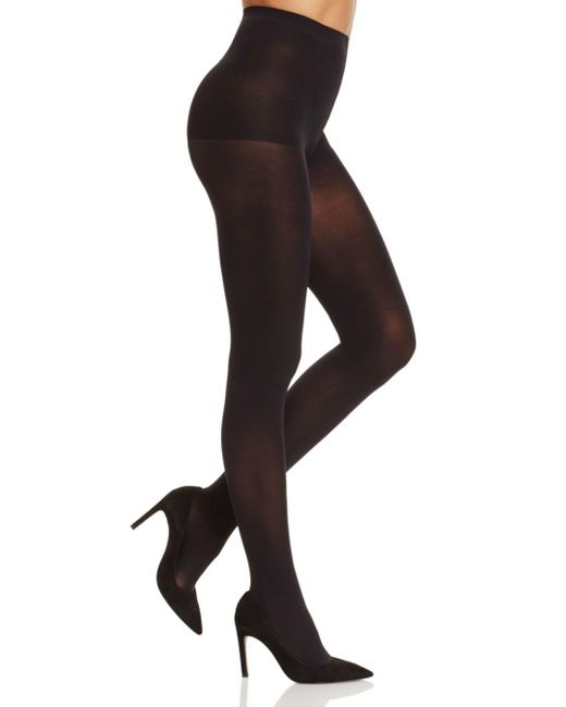DKNY - Black Sueded Jersey Shapewear Jumpsuit - Lyst