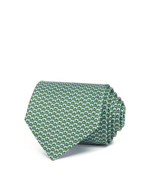 Ferragamo   Green Ladybug Neat Classic Tie for Men   Lyst