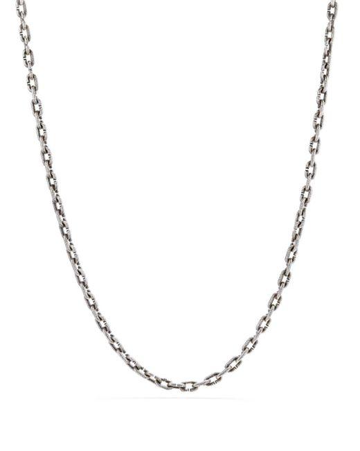 David Yurman - Metallic Shipwreck Chain Necklace for Men - Lyst