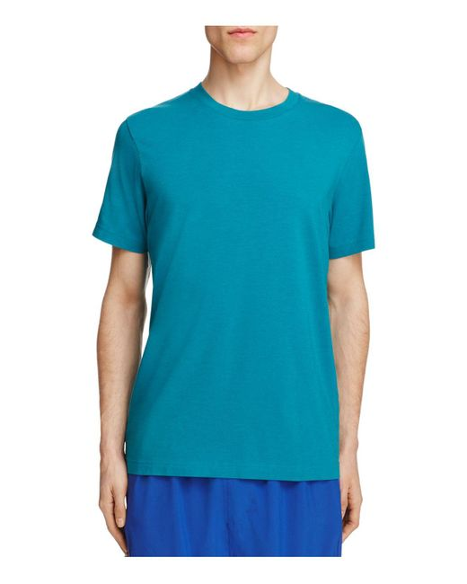 Rhone | Blue Element Active Tee for Men | Lyst