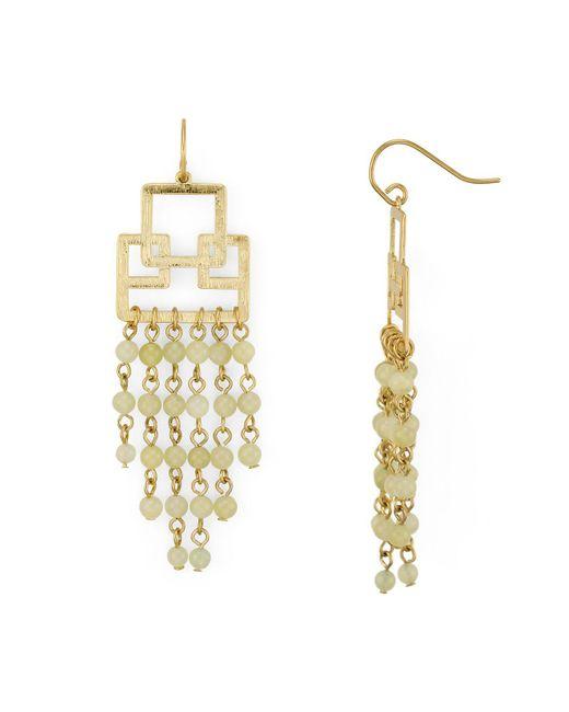 Stephanie Kantis | Metallic Jingle Drop Earrings | Lyst