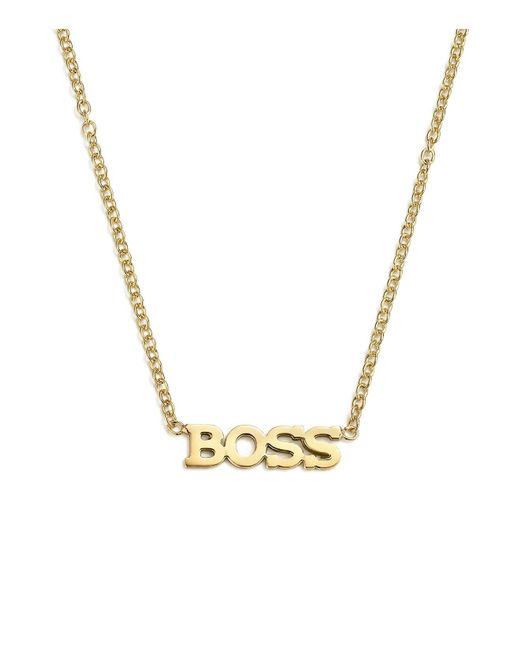 Zoe Chicco | Metallic 14k Yellow Gold Boss Necklace | Lyst