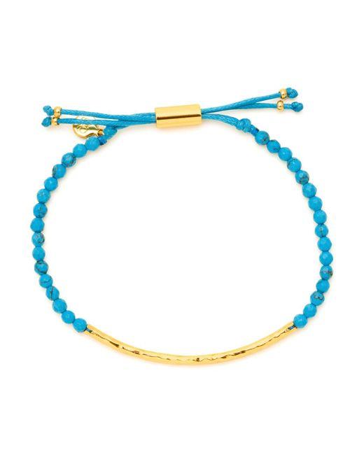 Gorjana | Multicolor Power Turquoise Bar Bracelet | Lyst