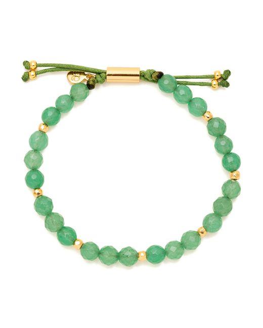 Gorjana | Green Power Beaded Bracelet | Lyst