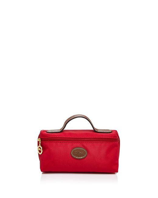 Longchamp | Multicolor Le Pliage Cosmetic Case | Lyst
