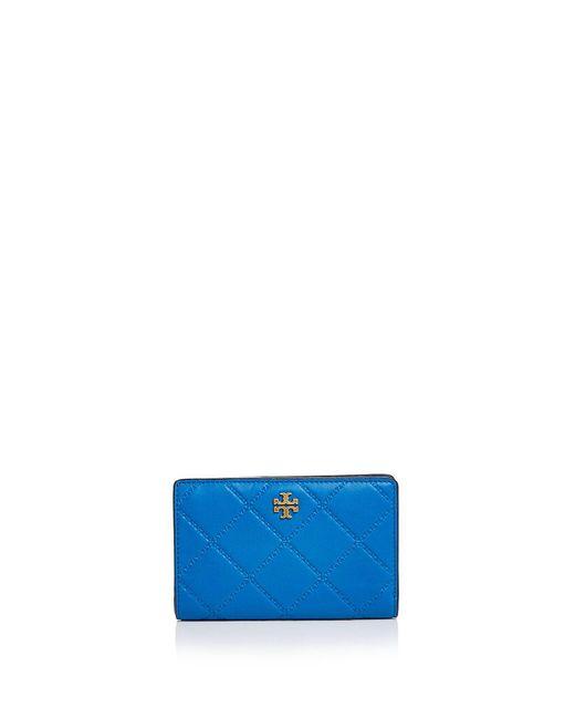 Tory Burch   Multicolor Monroe Slim Medium Leather Wallet   Lyst