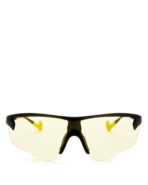 District Vision - Black Men's Junya Shield Sunglasses for Men - Lyst