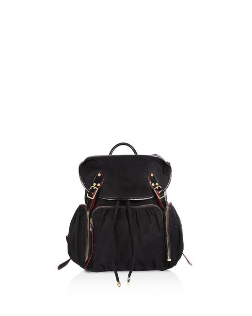 MZ Wallace | Black Marlena Backpack | Lyst