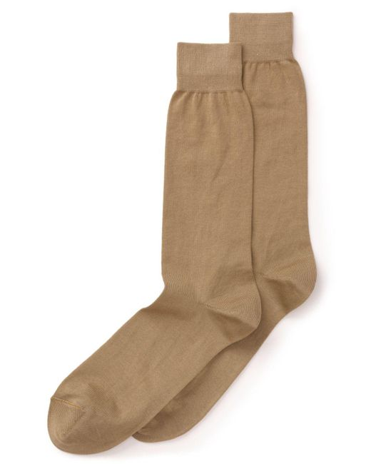 Bloomingdale's - Multicolor The Men's Store At Bloomingdales Cotton Blend Dress Socks for Men - Lyst