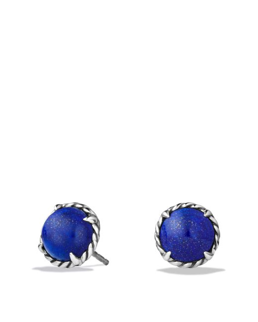 David Yurman | Blue Châtelaine Earrings With Lapis Lazuli | Lyst