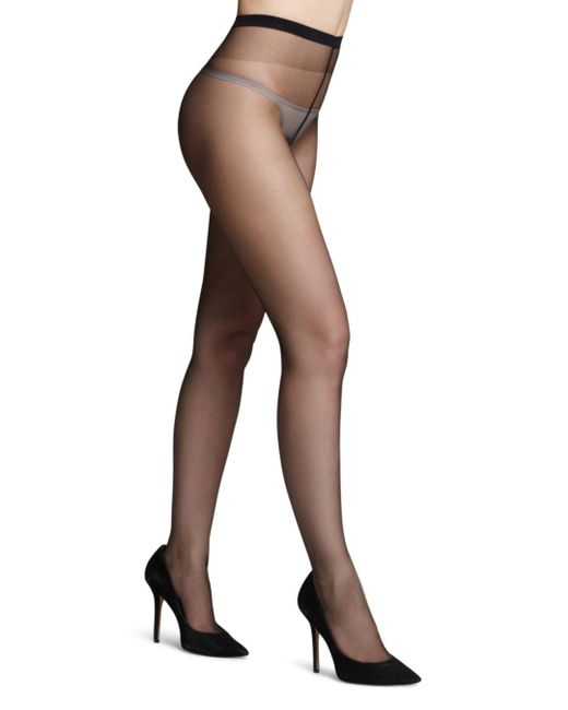 Wolford - Black Naked 8 Tights - Lyst