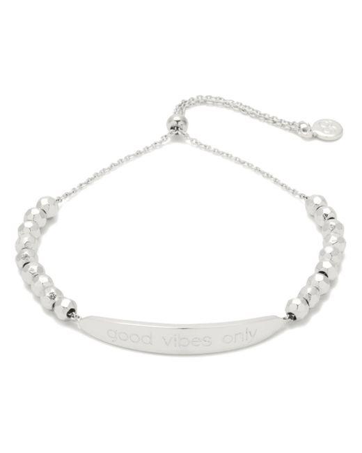 Gorjana - Metallic Good Vibes Bracelet - Lyst