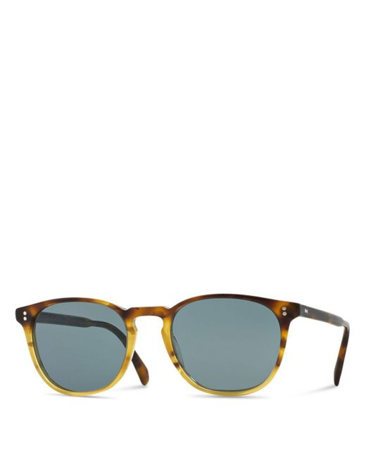 Oliver Peoples - Blue 51mm for Men - Lyst