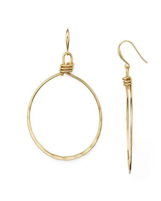 Robert Lee Morris - Metallic Gypsy Drop Earrings - Lyst
