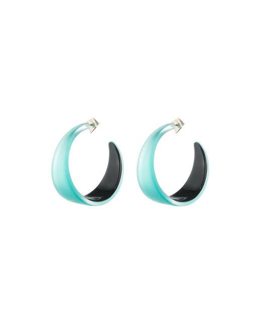 Alexis Bittar - Multicolor Lucite Hoop Earrings - Lyst