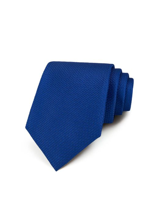 Bloomingdale's - Blue Jewel Solid Classic Tie for Men - Lyst