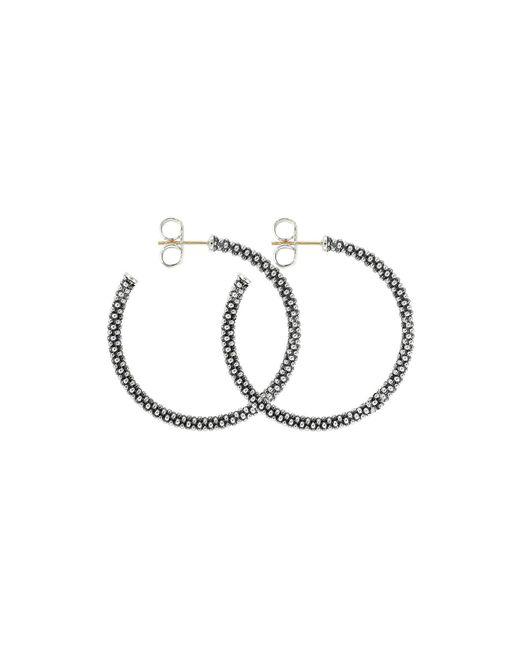 Lagos - Metallic Sterling Silver - Lyst