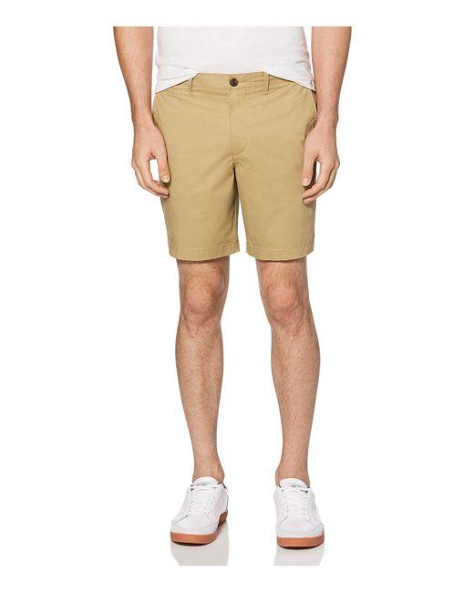 Original Penguin - Natural P55 Regular Fit Chino Shorts for Men - Lyst