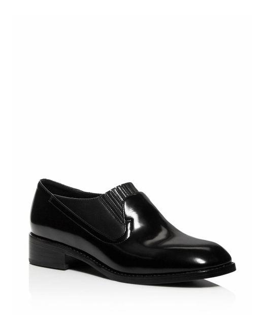 Opening Ceremony - Black Slip-on Oxfords for Men - Lyst