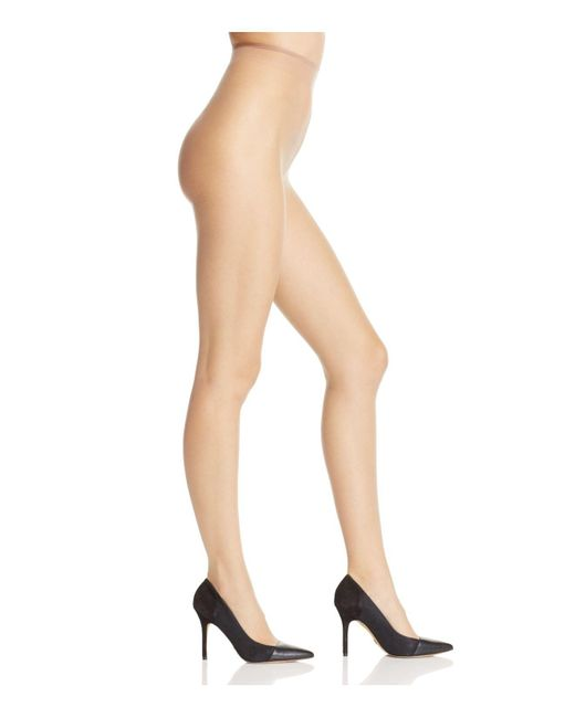 Donna Karan - Natural Beyond Nudes Sheer-to-waist Tights - Lyst
