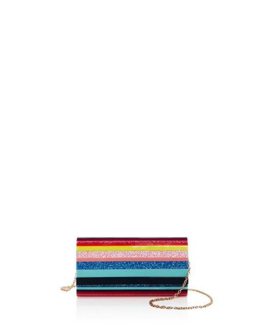 Sondra Roberts - Multicolor Resin Flap Clutch - Lyst