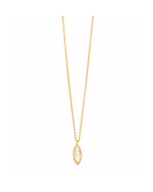 Gorjana - Multicolor Rumi Pendant Adjustable Necklace - Lyst