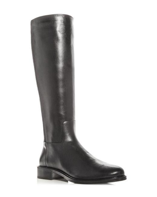 Aquatalia | Black Women's Bryana Weatherproof Leather Tall Boots | Lyst
