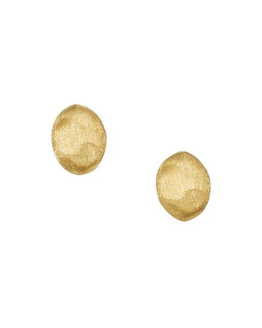 "Marco Bicego - Metallic ""siviglia Collection"" Gold Stud Earrings - Lyst"