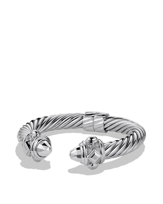 David Yurman - Metallic Renaissance Bracelet - Lyst