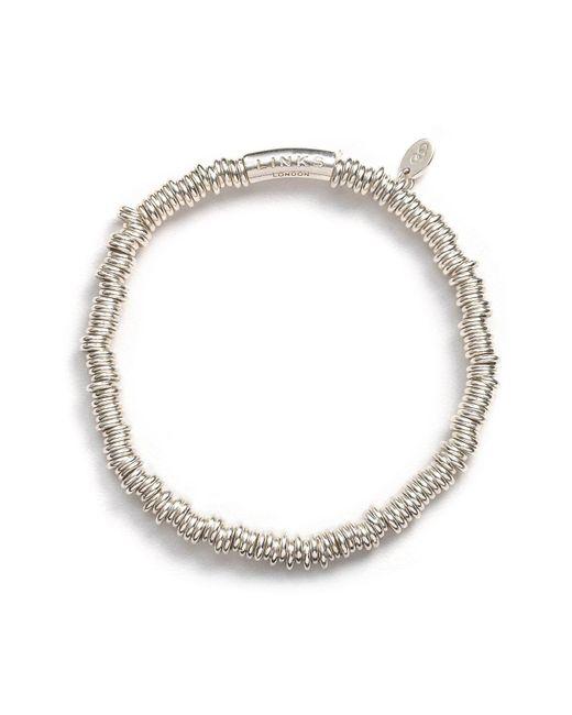 Links of London   Metallic Sweetie Xs Bracelet   Lyst