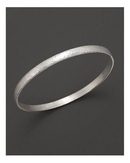 Gurhan | Metallic Midnight Sterling Silver Bangle | Lyst
