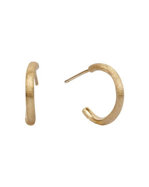 Marco Bicego - Metallic Delicati Hoop In 18k Yellow Gold - Lyst