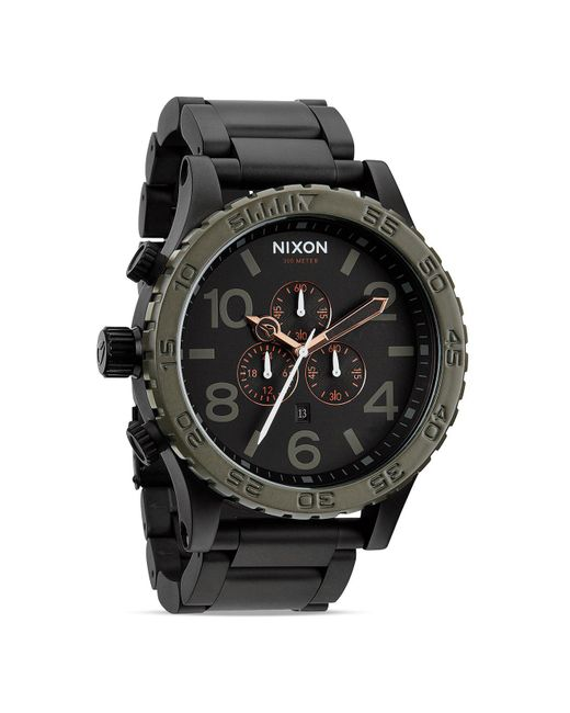 Nixon | Black 51mm for Men | Lyst
