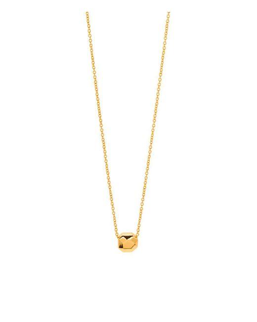 Gorjana - Metallic Geo Pendant Necklace - Lyst