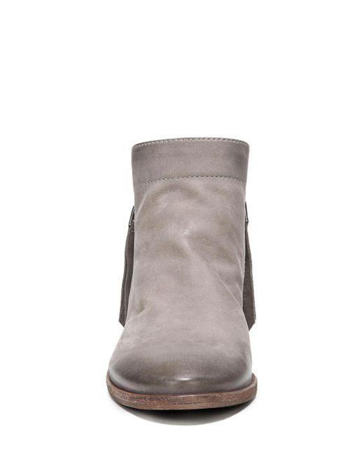 becd469616372 ... Sam Edelman - Multicolor Women s Packer Leather Low Heel Booties ...