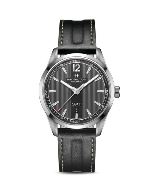 Hamilton - Black 42mm for Men - Lyst