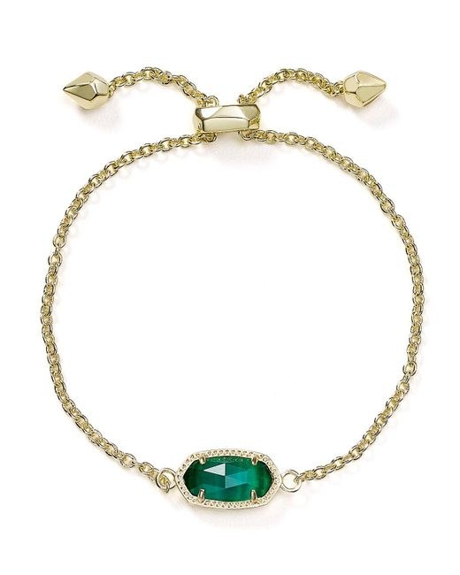 Kendra Scott | Multicolor Elaina Birthstone Bracelet | Lyst