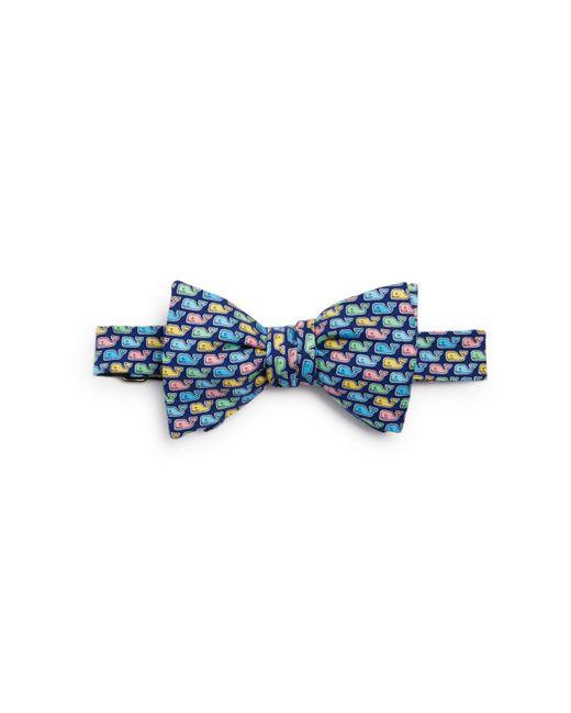 Vineyard Vines - Blue Easter Whale Self-tie Bow Tie for Men - Lyst
