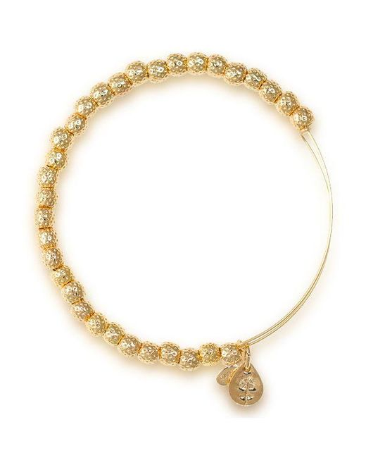 ALEX AND ANI | Yellow Euphrates Bangle | Lyst