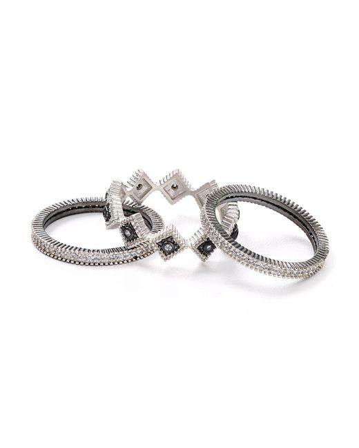 Freida Rothman | Metallic Set Of 3 | Lyst
