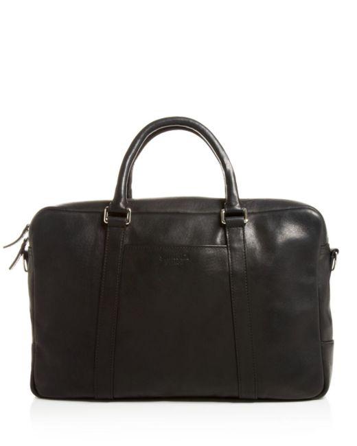 Shinola - Black Slim Briefcase for Men - Lyst