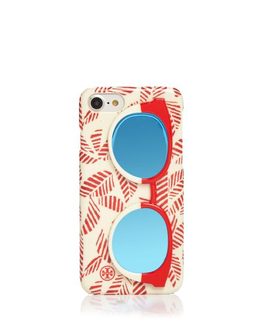 Tory Burch - Multicolor Mirror Sunnies Iphone 7 Case - Lyst