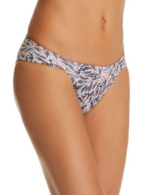 Tavik - Multicolor Sawyer Underwire Bikini Top - Lyst
