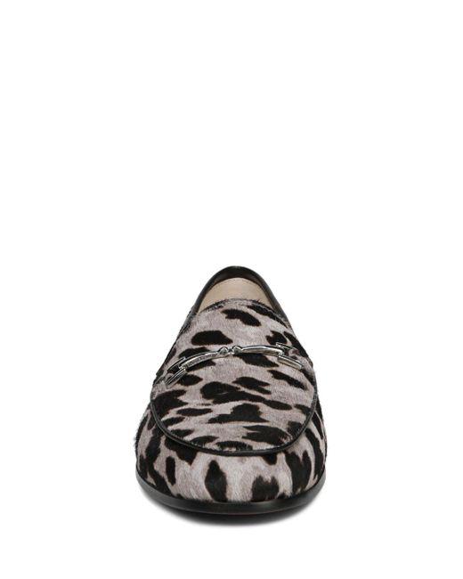 188b24447e18 ... Lyst Sam Edelman - Multicolor Women's Loraine Printed Calf Hair Loafers  ...