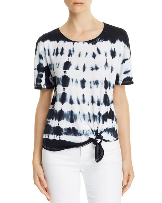 Generation Love - Black Ava Tie-dye Tee - Lyst
