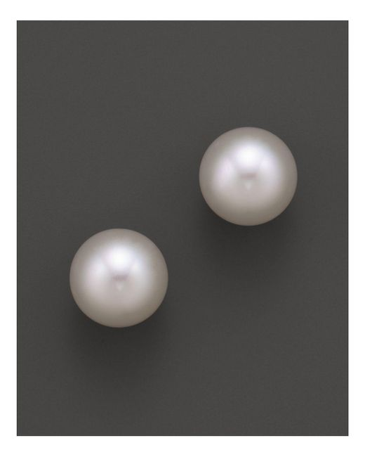 Tara Pearls | White 12-13mm | Lyst