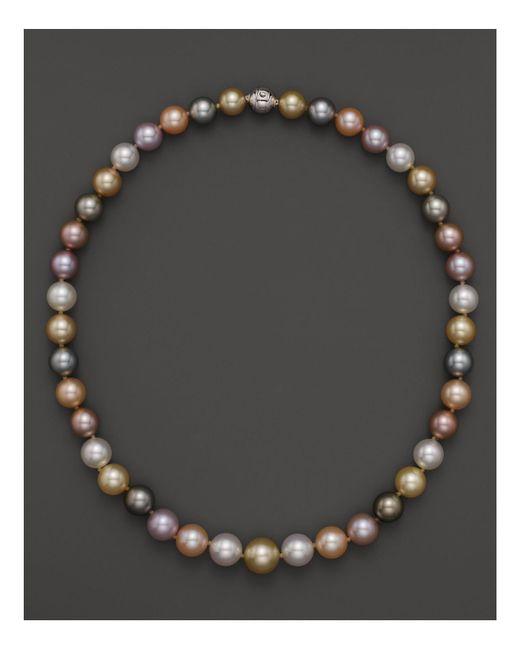 Tara Pearls | Multicolor Tahitian | Lyst